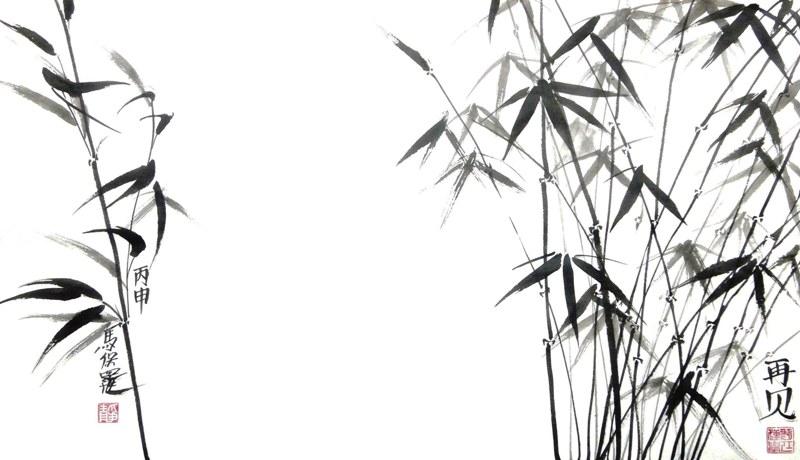 Goodbye - Brexit 1 - Bamboo by Paul Maslowski 2016