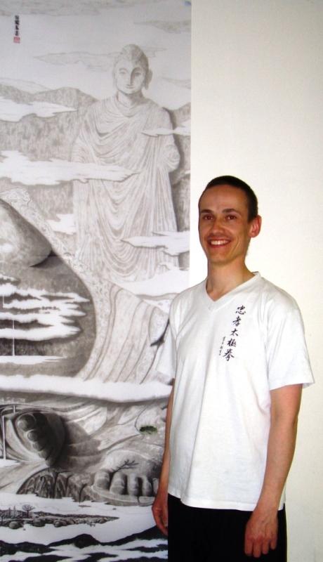 Buddha Heart Mountain - Paul Maslowski 2007